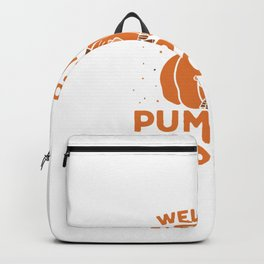 Great Pumpkin Spice Backpack