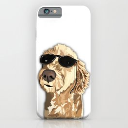 Rocker Doodle iPhone Case
