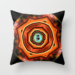 Semi Colon.. Throw Pillow