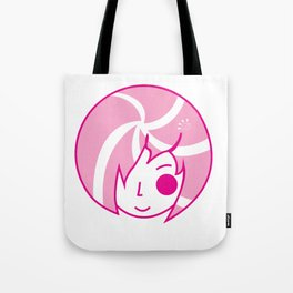Lolli Pop Girl Tote Bag