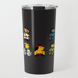 Choose Your Fighter Travel Mug