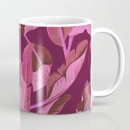 Tropical '17 - Ajaja [Banana Leaves] Coffee Mug