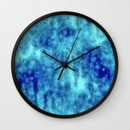 Magic Glass Wall Clock