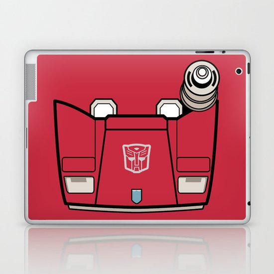 Transformers - Sideswipe Laptop & iPad Skin