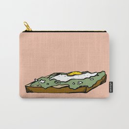 yes to Avocado Toast Carry-All Pouch