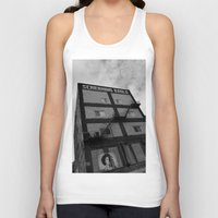 montreal Tank Tops featuring Screaming Eagle Montreal  by Affinity for Light