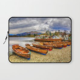 Queen of the Lake Laptop Sleeve