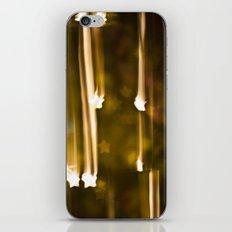 Bokeh of Stars iPhone & iPod Skin