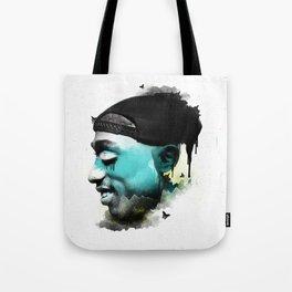 Young Bishop Tote Bag