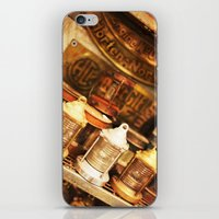 norway iPhone & iPod Skins featuring Horten-Norway  by Sandiest Photography