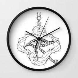 HORUS EYE Wall Clock