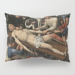 The Judgment of Cambyses Pillow Sham