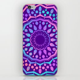 Ethnic Design Yoga Style iPhone Skin