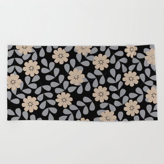 pattern 16 Beach Towel