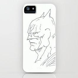 bat-man iPhone Case