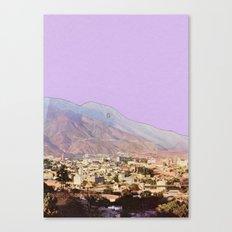 Lilac Skies Canvas Print