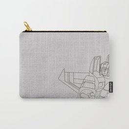 Starscream G1 grey Carry-All Pouch