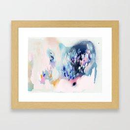 Hidden Bones Framed Art Print