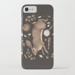 Rabbit's Garden Collection iPhone Case