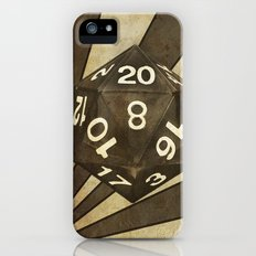 D20 iPhone (5, 5s) Slim Case