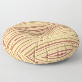 Plains of Africa Floor Pillow