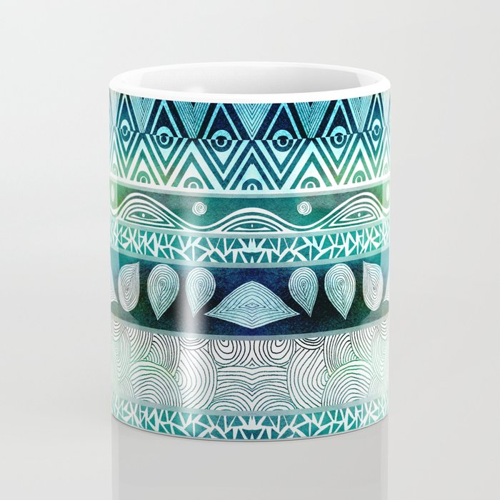 Dreamy Tribal Part VIII Coffee Mug
