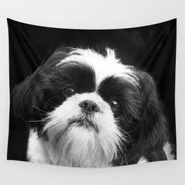 Shih Tzu Dog Wall Tapestry