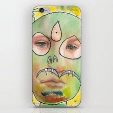 I feel jealous iPhone Skin