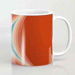 Retro style illustration Coffee Mug