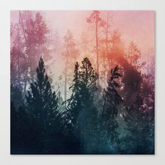 Trees of Life Canvas Print