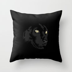 Panther Throw Pillow
