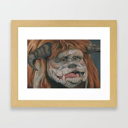Ludo Framed Art Print