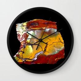 Fancy Jasper Wall Clock