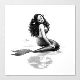 Mermay Slay Canvas Print
