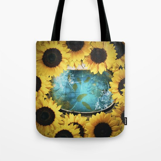Consumed Tote Bag