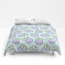 Happy Turnip Comforters