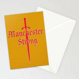 Manchester Strong Stationery Cards