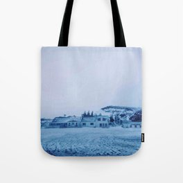 The little house Tote Bag