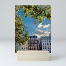 Paris views, France Mini Art Print
