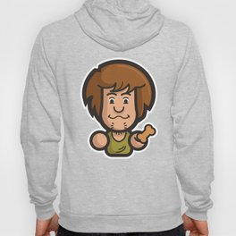 Shaggy Simple Toon Hoody