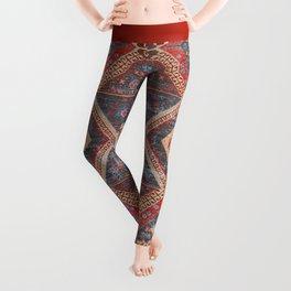 (N16) Boho Moroccan Oriental Artwork for Rustic and Farmhouse Styles. Leggings