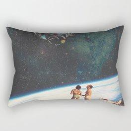 The Era of Understatement Rectangular Pillow