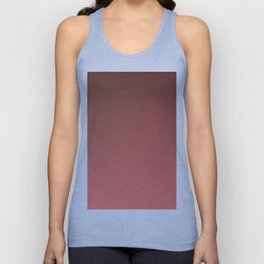 SUN MOUNTAIN - Minimal Plain Soft Mood Color Blend Prints Unisex Tank Top