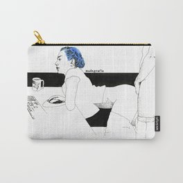 BlueHair Live Carry-All Pouch