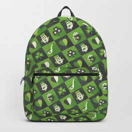 IRISH EYES ARE SMILING Backpack