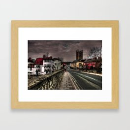 Henley-on-Thames Framed Art Print