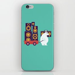 Ready to Jam iPhone Skin