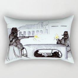 The Exit Rectangular Pillow