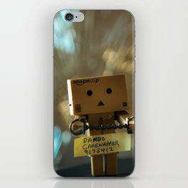 Busted iPhone Skin