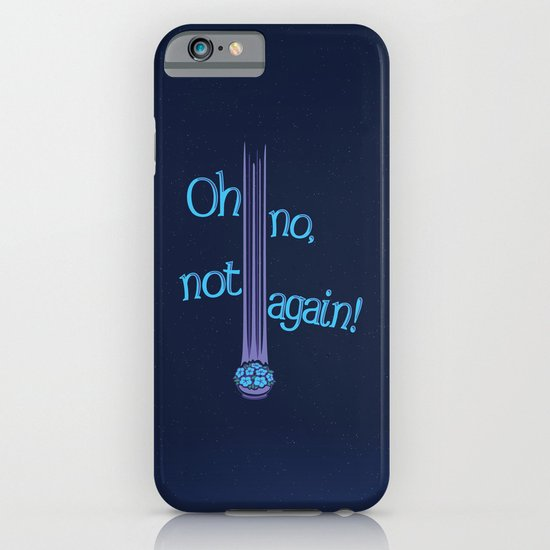 Oh No, Not Again! iPhone & iPod Case